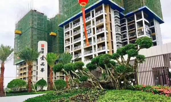 新房加推一线江景房 楼中王 A标品牌精装 天然氧吧舒适住宅