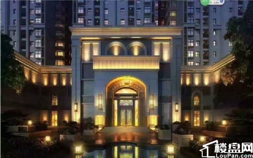 中国铁建国际城别墅区