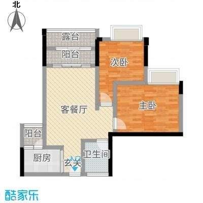 唯一国际住房出售 78平方米 经济两房