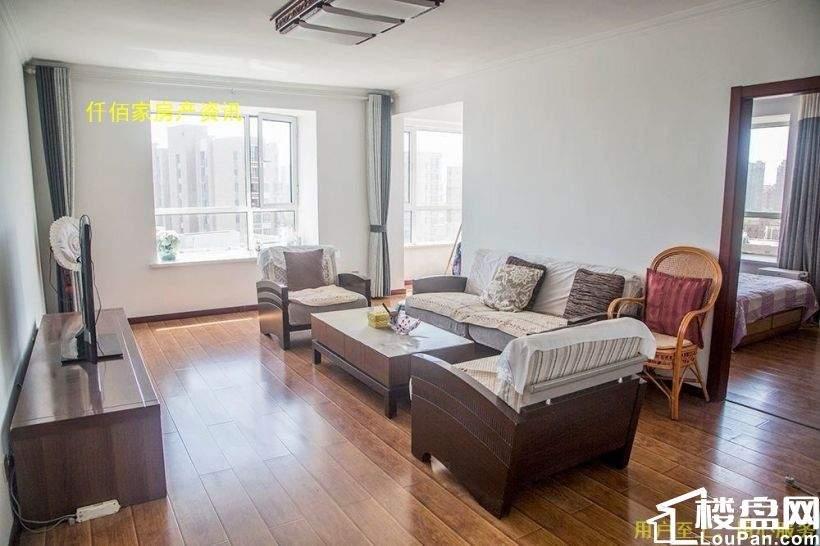 金凤正源南街鲁银城市公元 2室2厅1卫 94.5平米