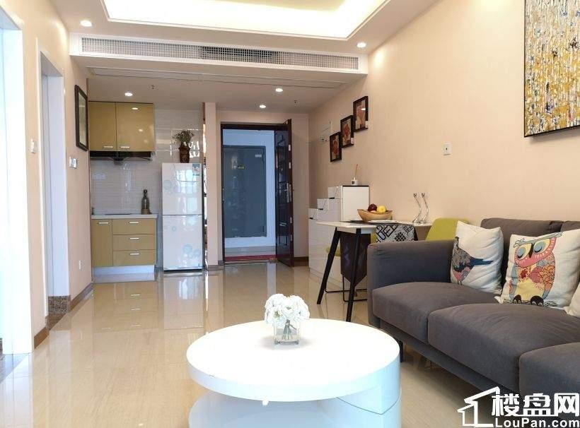 东方万汇国际公寓(东方万汇城南区)