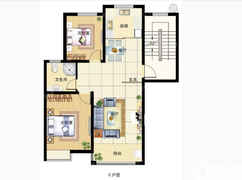 大溪地六期,业主诚售,看房方便,全明户型,繁华地段
