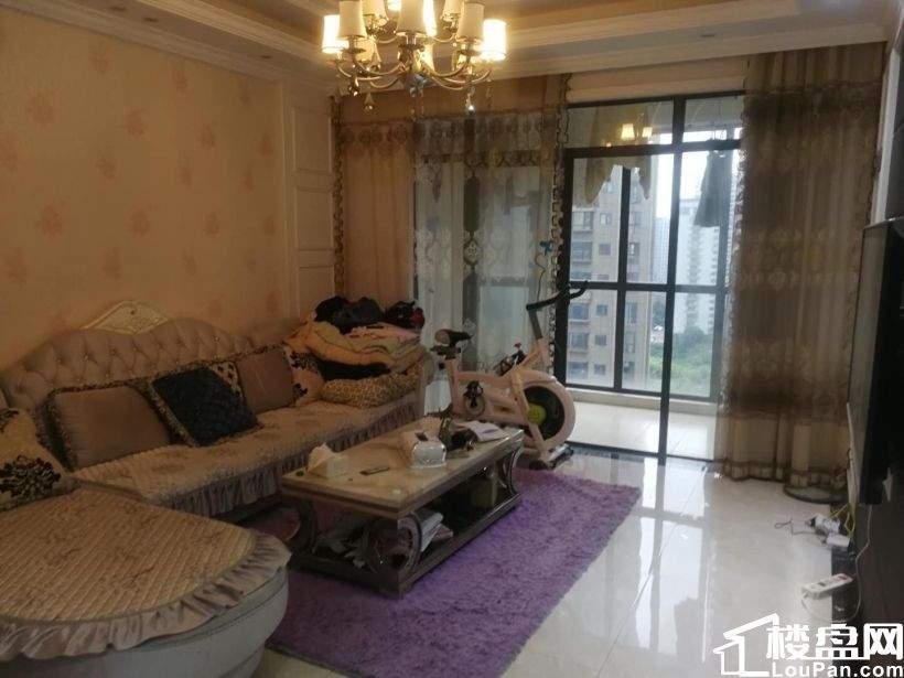 紫江花园精装两房,家具家电全带,拎包入住
