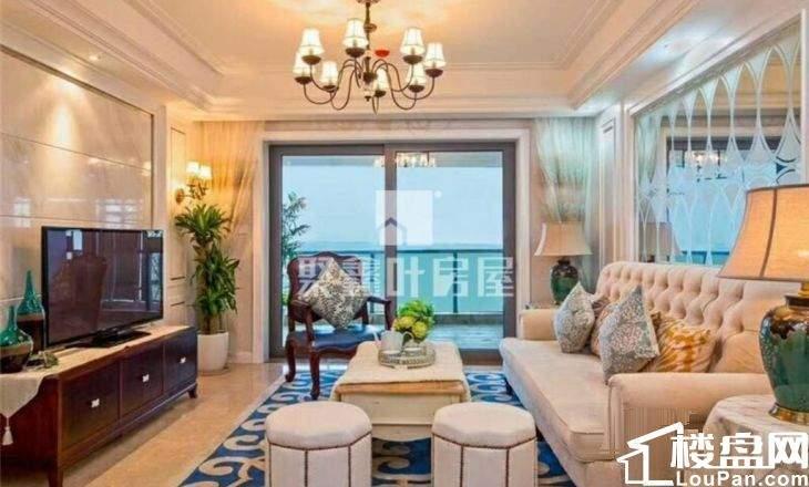 晋江一线海景大三房,首付只需要20万元,真正的海景大三房