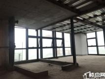 江景公寓丽晶国际5米LOFT,149方双面朝阳边套,采光极好