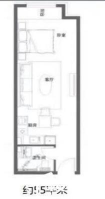 国贸正东  不限贷 首付7万起 随时网签 小户型公寓