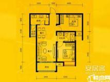 庐阳区 四里河 万科森林公园 利港四季华庭 精装两室两厅