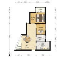 铂金时代公寓