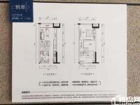 陽光城寓景時代 精裝復式兩房  送一層