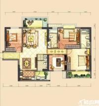 东海湾和园  大户型低总价 4房够住  毗邻新华都