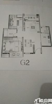 摩根中央公园精装两室两厅