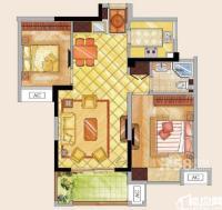 东海湾文园中装84平正规2房仅售105万,急售急售下手要快!