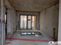 申蓝宝邸121平方南北通透海景房中高楼层已经拉好水电业主急卖