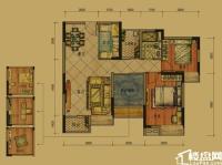 丰泰东海城堡 78平精装3房 高层 税费少 158万