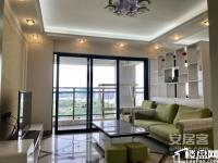 大运城邦湖景三房,带家私家电,诚心出租3200拎包入住