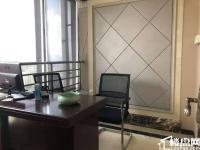 ZZ车站大道,华盟商务楼270平 正对电梯口 采光