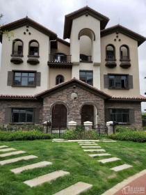 橄榄郡现房别墅  西班牙建筑风格  0公摊     独立别墅小区