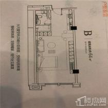 江宁大学城地铁口精装公寓总价92万家电齐全拎包入住