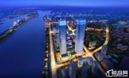 长沙金融外滩,5星级地标,稀缺江景公寓,不限购