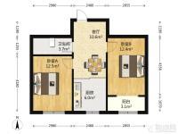 房子满五年,两室一厅 采光好 交通便利