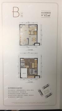 融創玖璽臺,東莞市中心CBD總部基地復式公寓