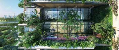 龙兴国际生态新城别墅