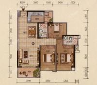 带32小 高端小区(君临世纪)精装三房东南向 装修未入住