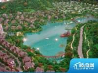 蓮湖山莊伴山湖景別墅,帶200平大花園,3個車位