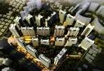 晋江中航城
