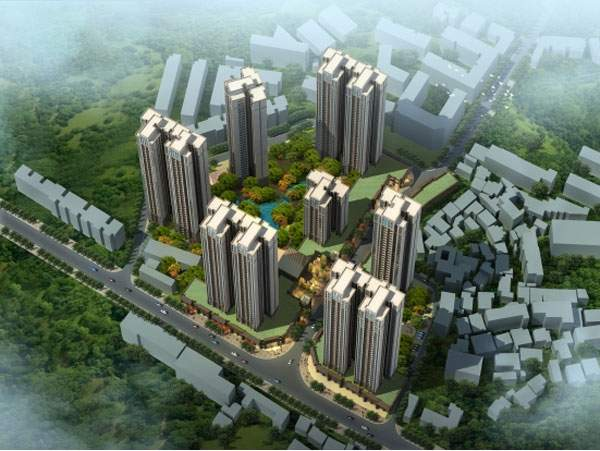 鸿锦国际城