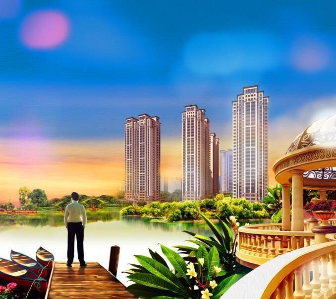福星上江城