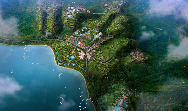 抚仙湖欢乐大世界