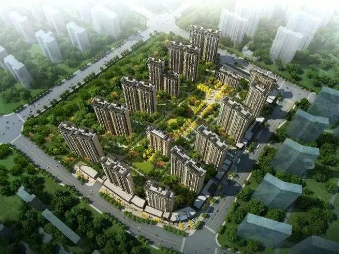 太原绿地城