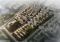 绿地萍乡城际空间站