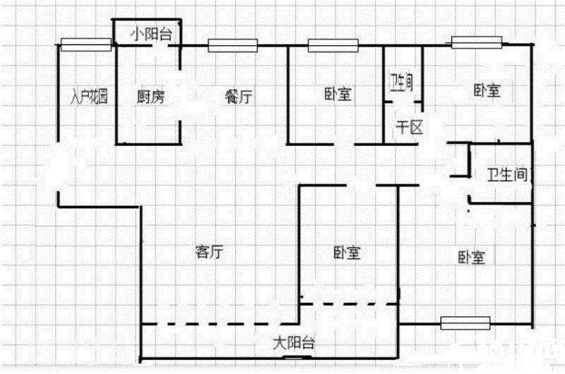 M淮河新城三期全新