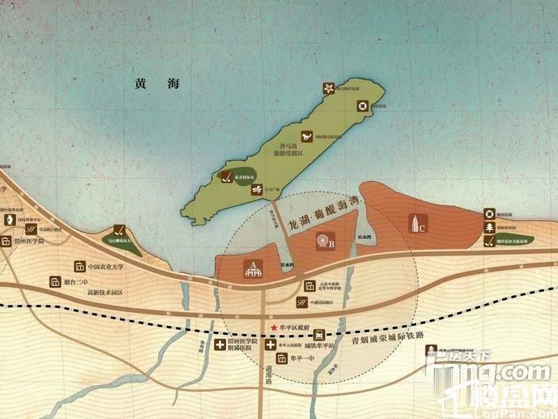 龙湖葡醍海湾