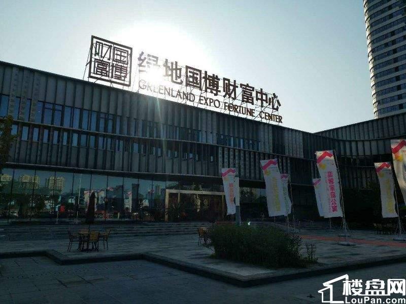 绿地国博财富中心(商住楼)