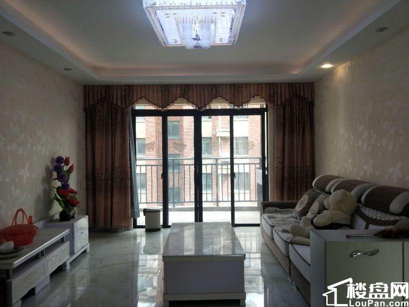 富润家园 118万 2室2厅1卫 精装修,难找的好房子,满二