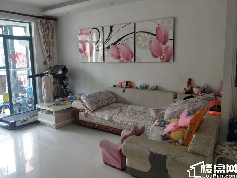 申华翡翠城 117万 2室2厅1卫 精装修周边配套完善