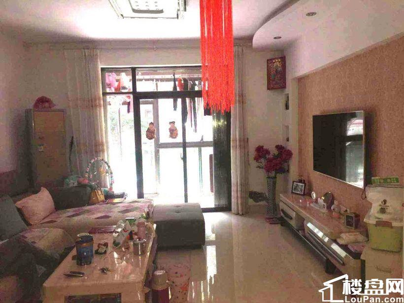鹤湖 柴桑春天三区 精装两房 一楼带院子 拎包入住房东诚售!
