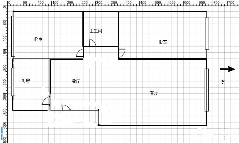 西津西路 兰通厂家属院 两室两厅 通透户型 产权到位 随时看
