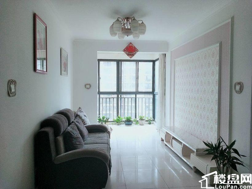 山水蓉城景观两房急卖39.8万