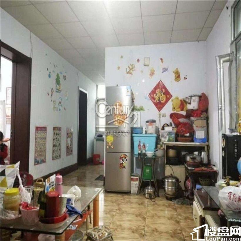 燕山小区 简装两室 可贷款 带储藏室 钥匙房 随时看 急售