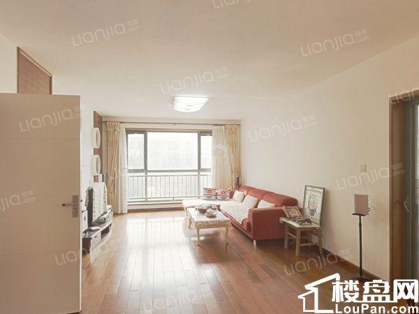 黄海城市花园 南厅南卧 三个阳台 精装两居 电梯小高层
