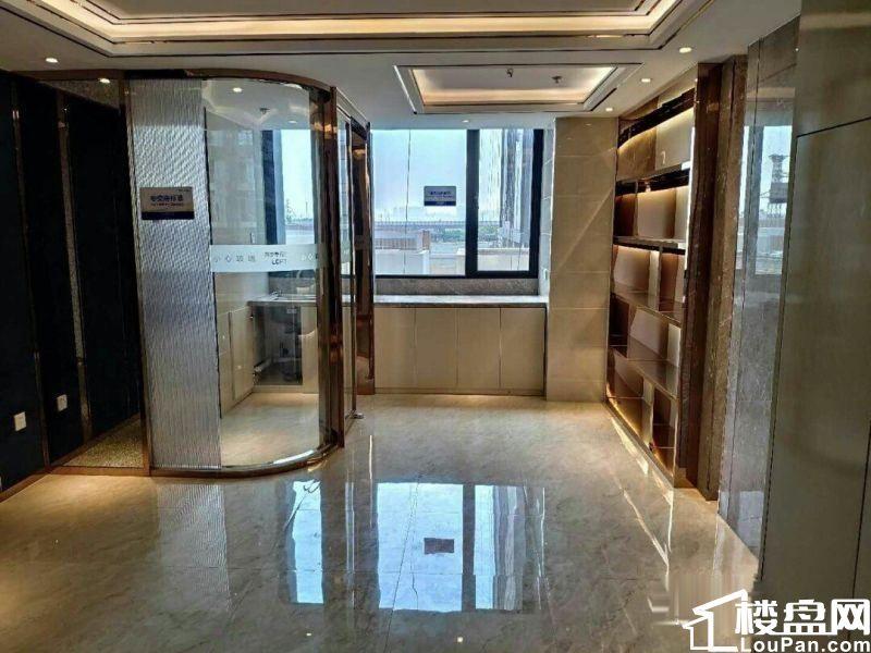 二七滨江商务区百步亭现代城5米4层高带天然气买一得二