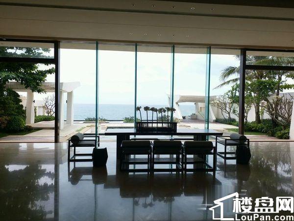 香水湾院子一线海景雄踞中国美海岸线,三亚凤凰岛一脉相承
