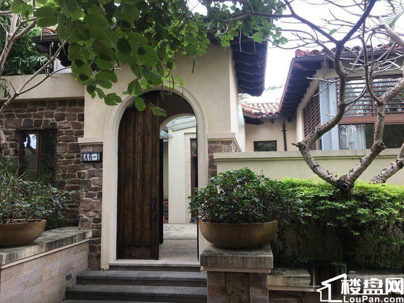 海棠湾东和福湾二手独栋别墅底价抛售税费低家电家具齐全
