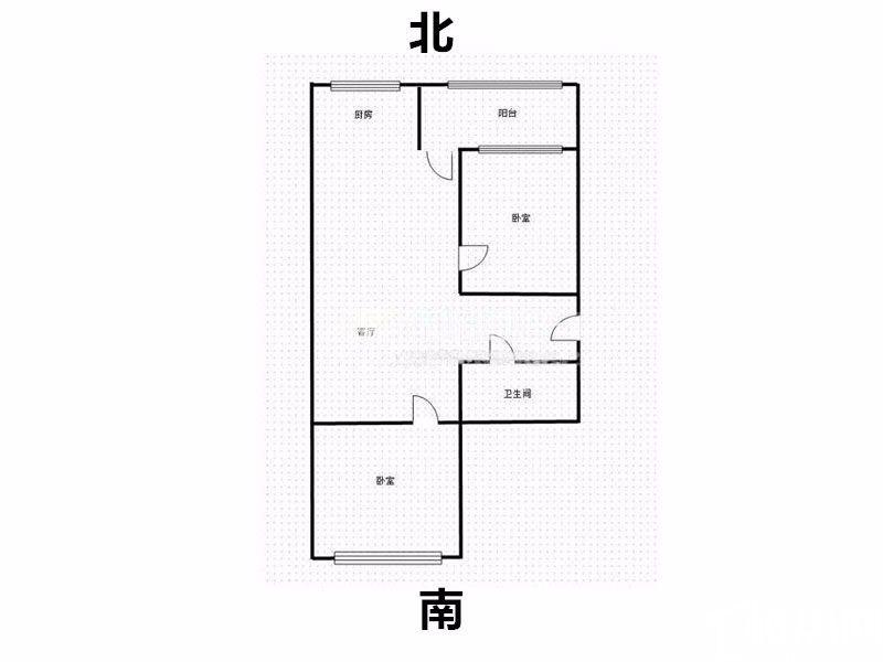 哈西东辉明珠园花园校中层两室中间户万达对面出门商圈地铁位置好