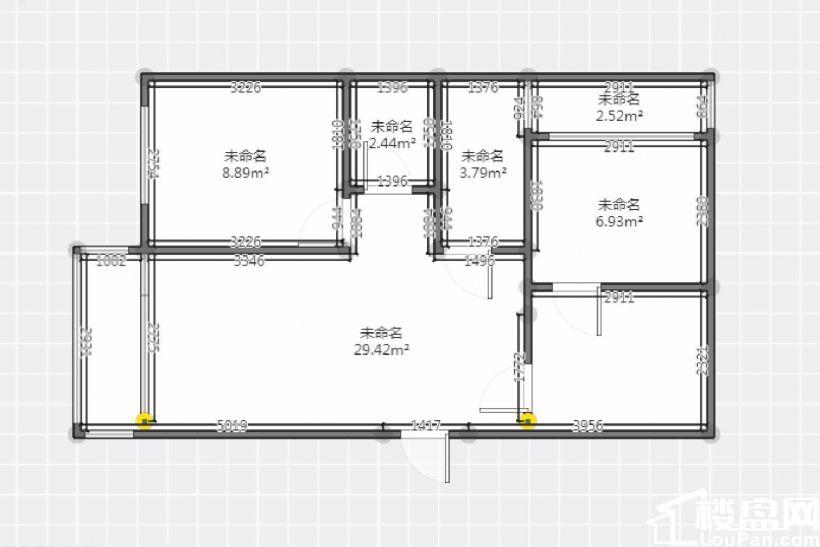 五里亭旁,精装电梯3房,低总价!