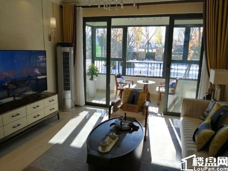 光明海上海92㎡丨一楼带院丨六千五单价丨国企开发丨可做三室